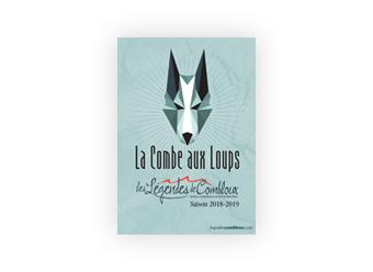 Affiche officielle Les Légendes de Combloux
